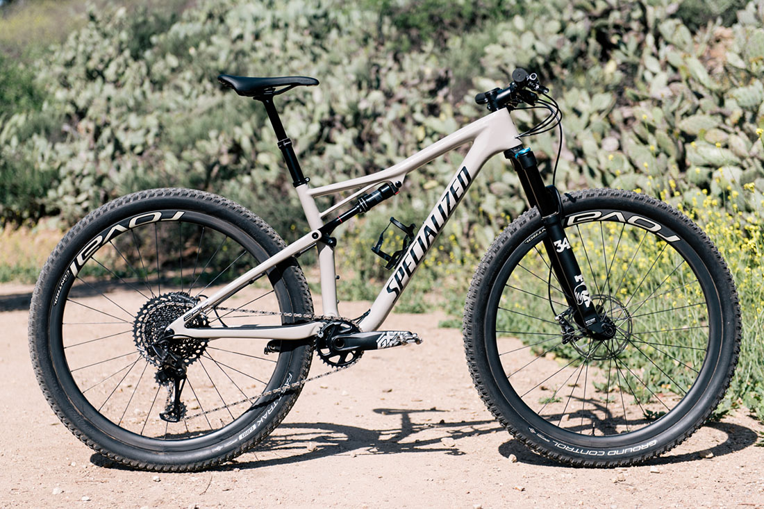 Nueva Specialized Epic EVO