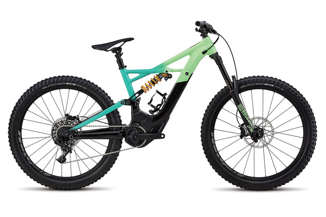 Specialized Turbo Kenevo Expert Troy Lee Designs