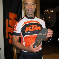 Probando el equipamiento KTM