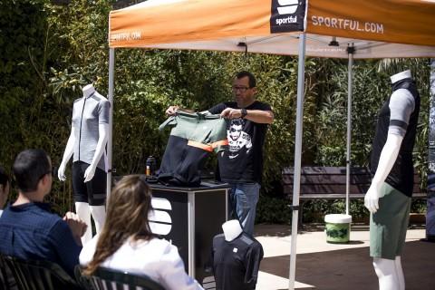 "Así se viste a los ""pros"" del ciclismo. Podcast con Max Caselli de Sportful"