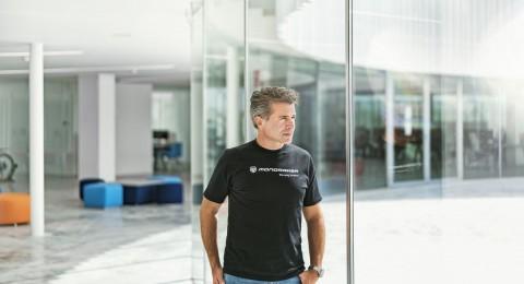 Miguel Pina, CEO de Mondraker