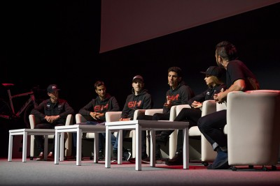 Las conferencias del Primer BH Pro Team Camp