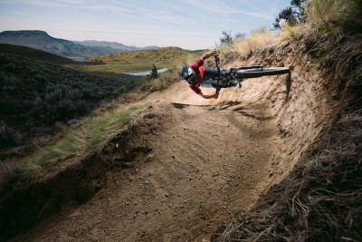 Matt Hunter con la nueva Specialized Stumpjumper EVO de 2021