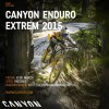 Cartel oficial Canyon Enduro Extrem 2015