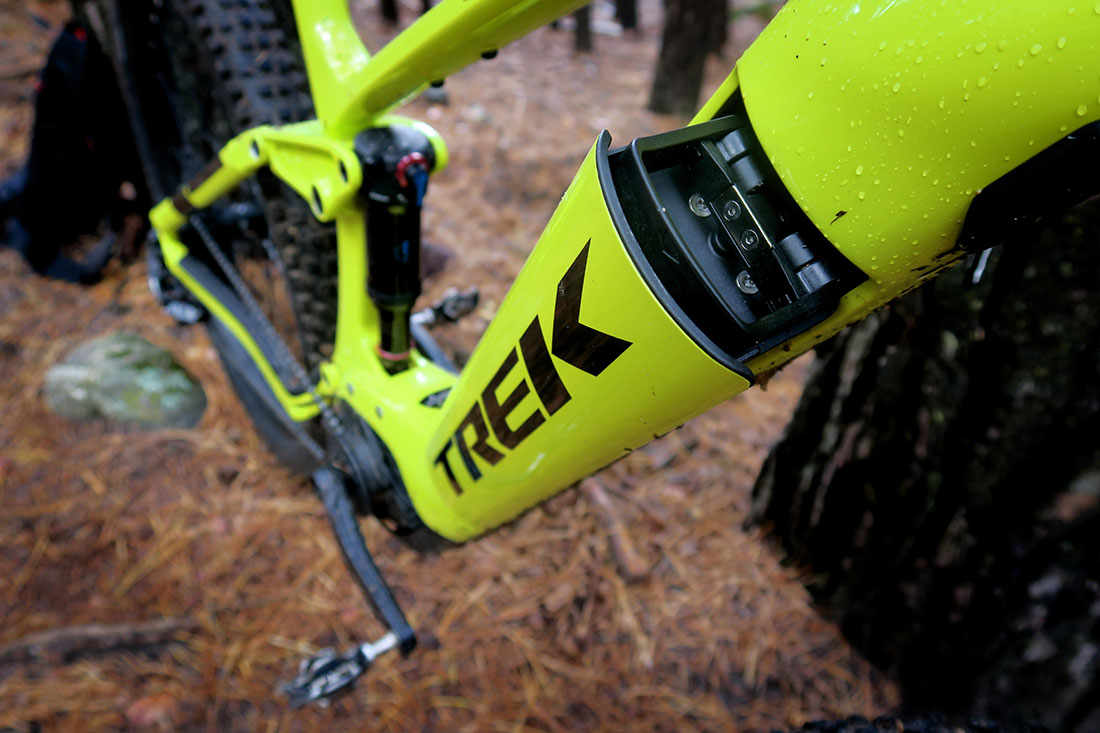 Trek Powerfly LT 9.7 Plus Batería