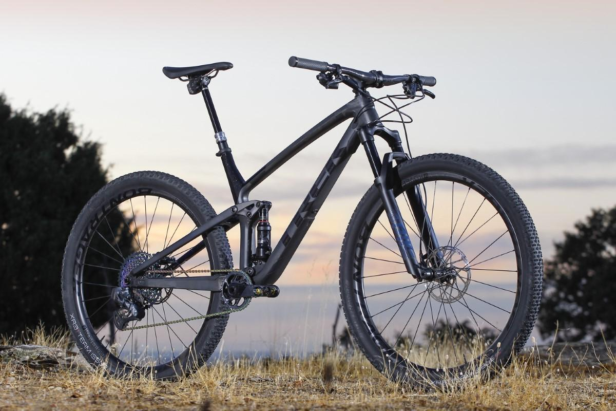 Trek Top Fuel 9.9 AXS