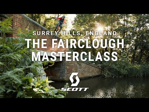 The Brendan Fairclough MASTERCLASS