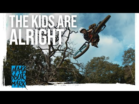 The Kids Are Alright - Make Your Mark | SHIMANO