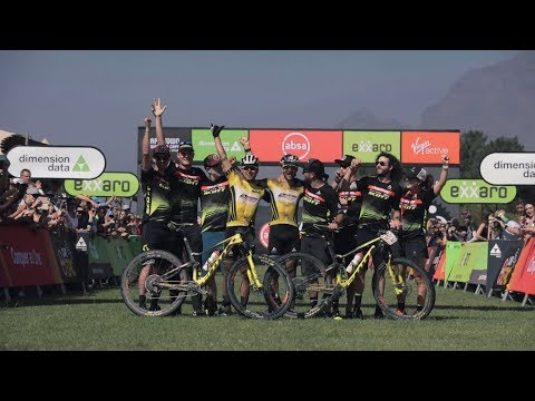 El documental del SCOTT-SRAM MTB Racing Team