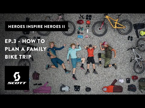 HOW TO PLAN A FAMILY BIKE TRIP