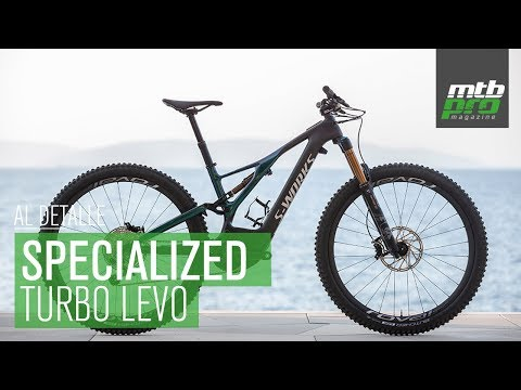 Specialized Turbo Levo FSR 2019 ¡Al detalle!