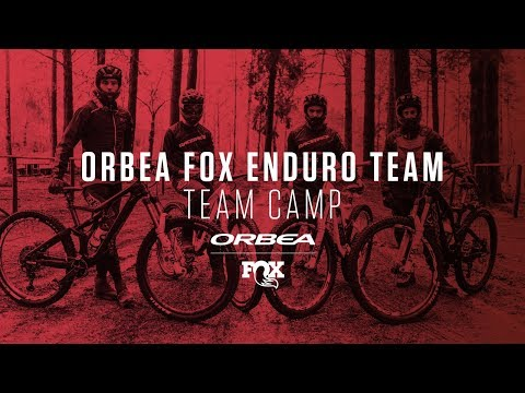 El Training Camp del Orbea Enduro Team en Lousa, Portugal