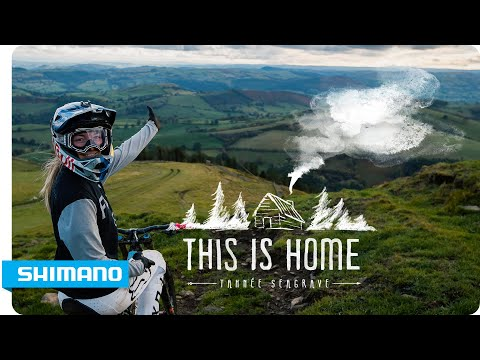 "Shimano presenta: ""This is Home con Tahnée Seagrave"""