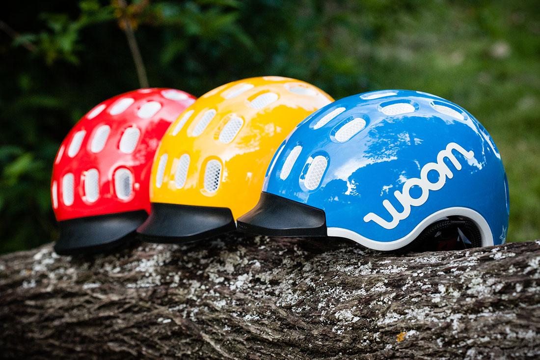 Woom Helmet casco para niños