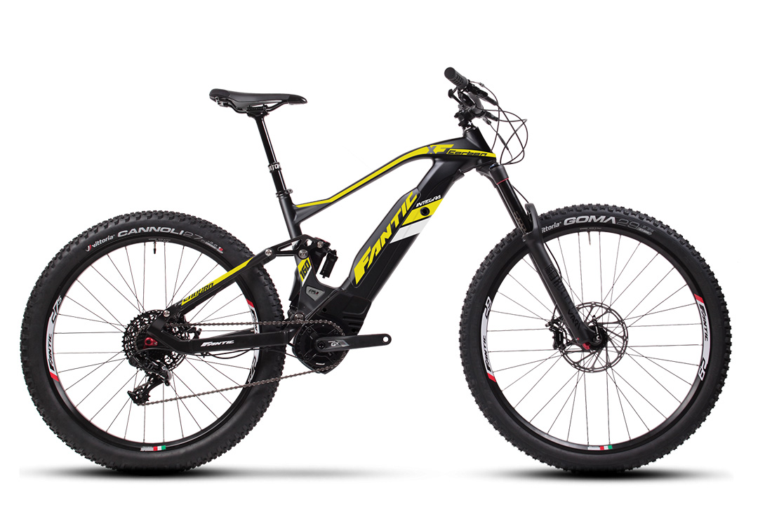 Fantic XF1 Integra Carbon Enduro