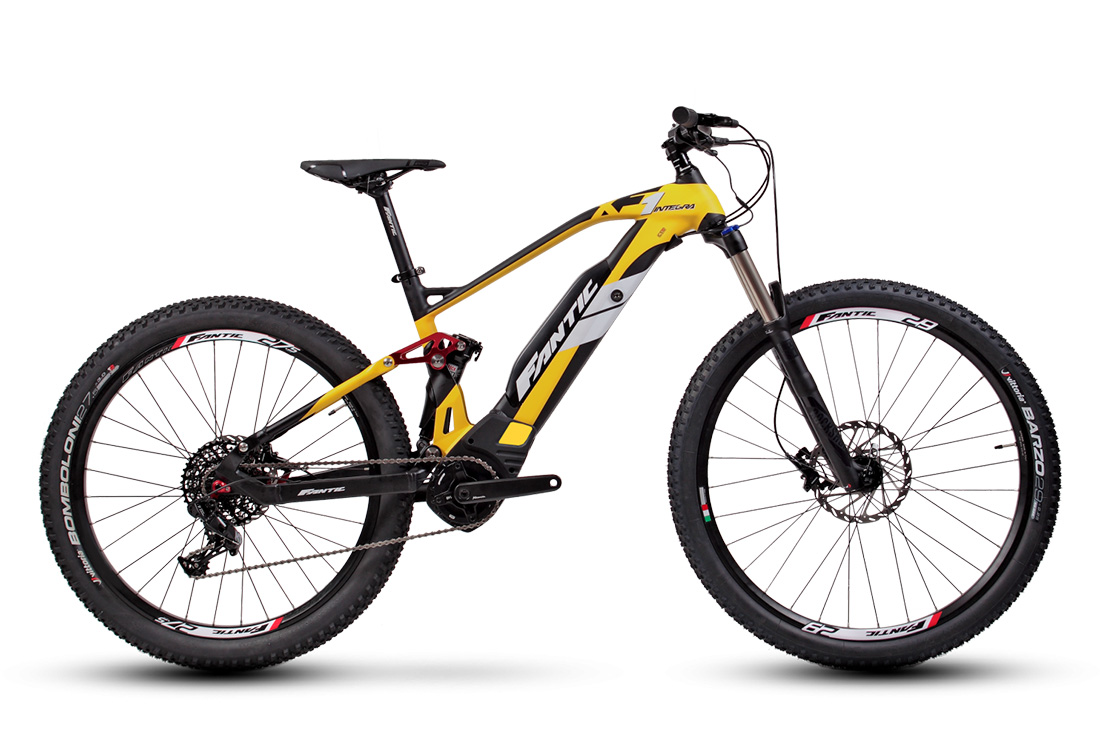 Fantic XF1 Integra Trail 140