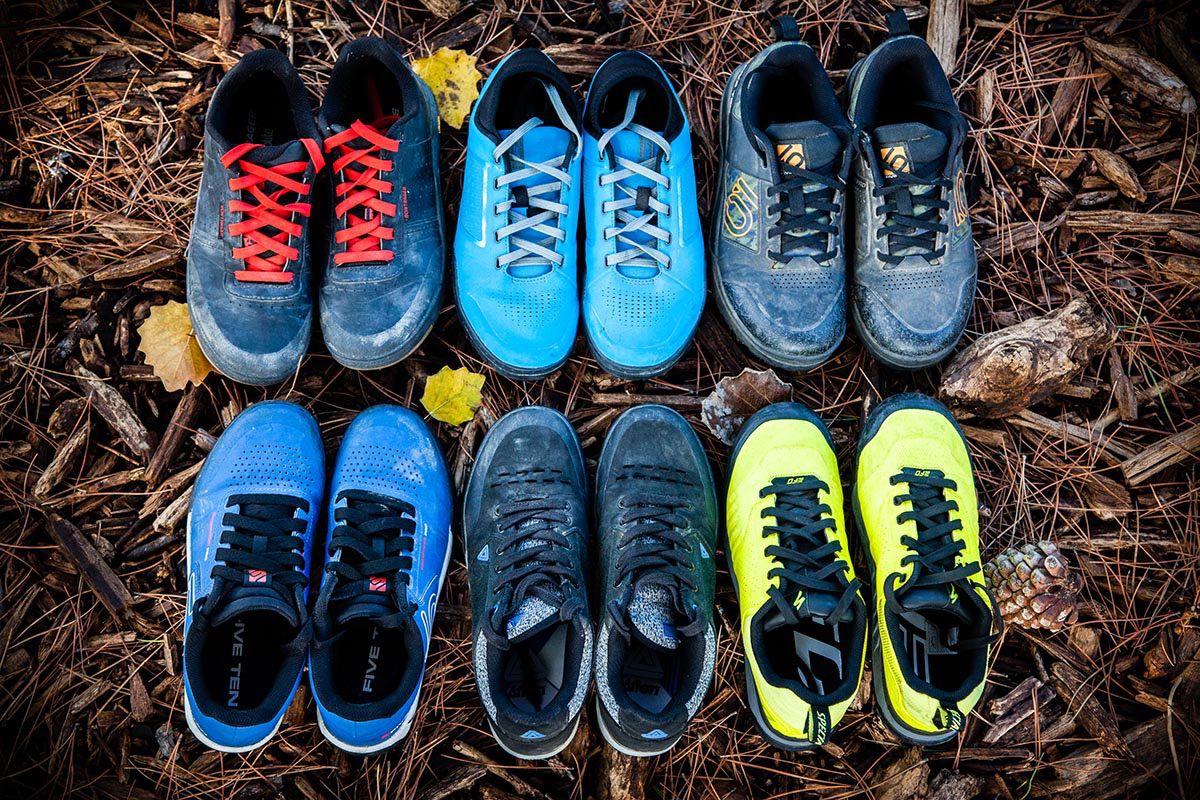 Análisis de las mejores zapatillas para pedales de plataforma